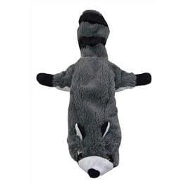 Papillon hračka plyš Raccoon(mýval) 50cm pískací
