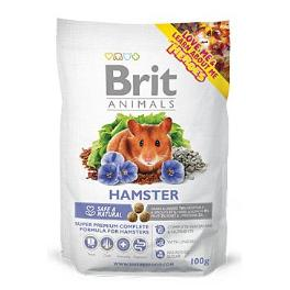 Brit Animals Hamster Complete 100g