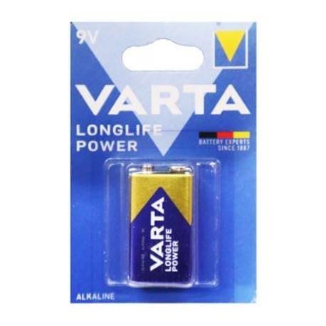 VARTA Baterie High Energy 9V 1ks