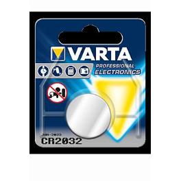 VARTA Baterie Professional CR2032 1ks