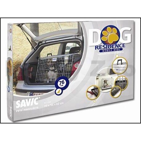 Klec do auta Dog Residence mob.š76xhl54xv62cm Savic