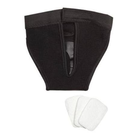 Hárací kalhotky černé vel. 3 40x49cm KAR new