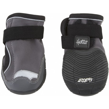 Botička ochranná Hurtta Outback Boots S černá 2ks