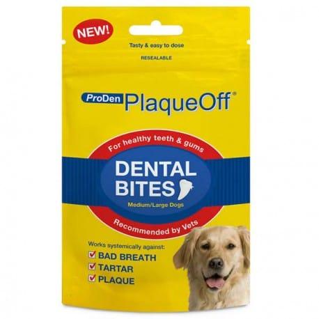 Dental bites plaque off 150g