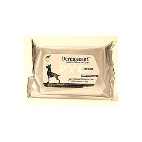 Dermoscent PYOclean for dogs 20ks