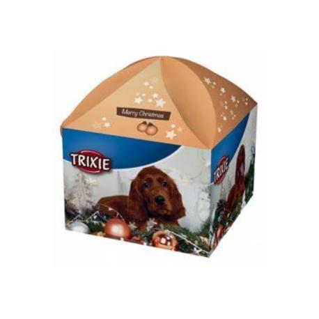 Vánoční dárková krabice pro psy TR