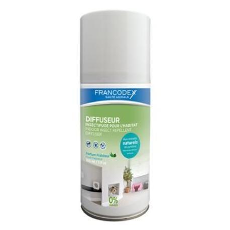 Francodex Difuzér repelentní indoor Fresh 150ml