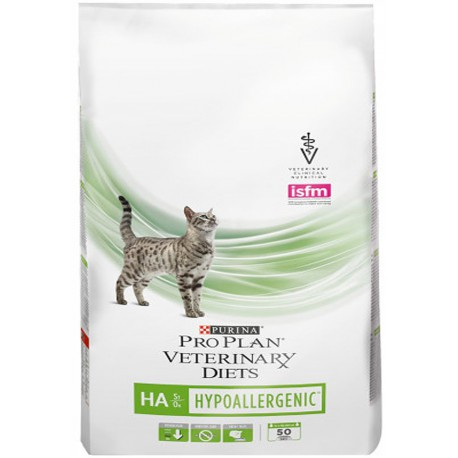 Purina PPVD Feline HA Hypoallergenic 1,3kg
