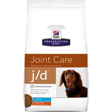 Hill's Can. J/D Mini Dry 2kg
