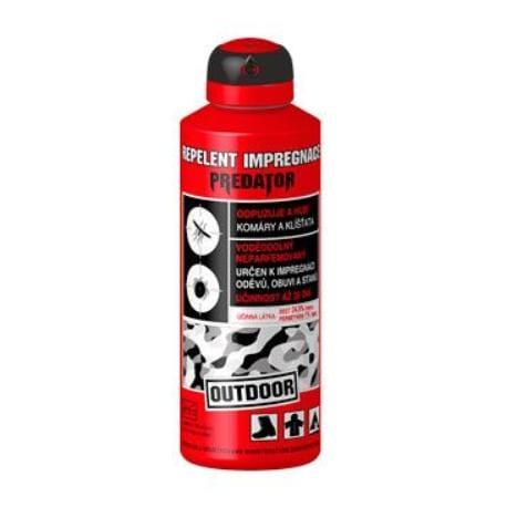 PREDATOR OUTDOOR repelentní impregnace spray 200ml