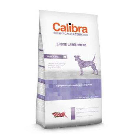 Calibra Dog HA Junior Large Breed Lamb  3kg NEW