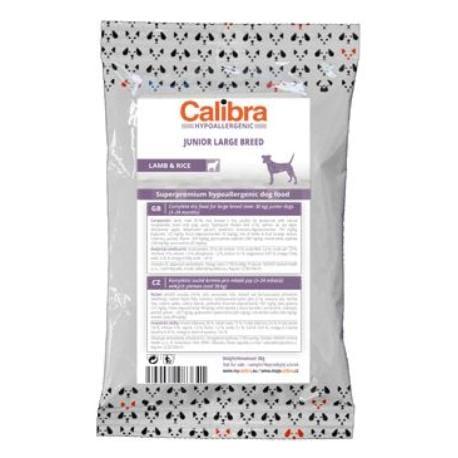 Calibra Dog HA Junior Large Breed Lamb80g-vzorek NEW