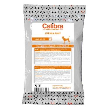 Calibra Dog HA Starter & Puppy Lamb 80g-vzorek NEW
