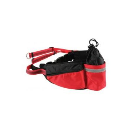 Ledvinka MOOV jogging červená Zolux