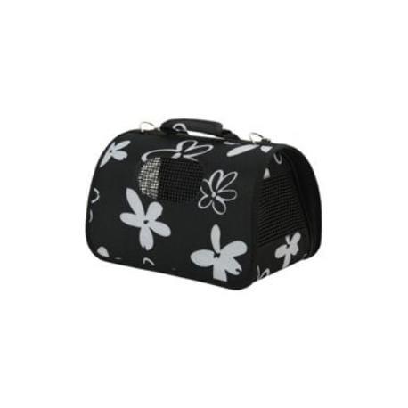 Taška cestovní Flower XS černá 28,5x16x16,5cmZolux