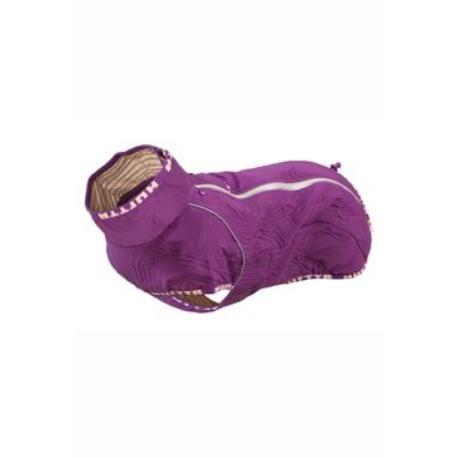 Obleček Hurtta Casual prošívaná bunda fialová 60XL