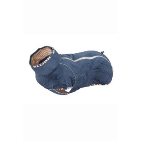 Obleček Hurtta Casual prošívaná bunda modrá 40XL