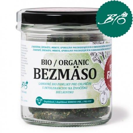 Sušenky BIO Bezmäso100 g