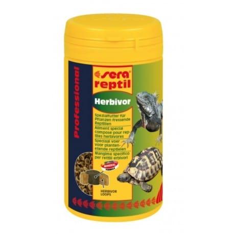 Sera Reptil Proffesional Herbivor 250ml