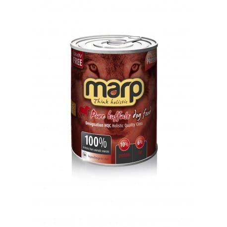 Marp Holistic Pure Buffalo konzerva pro psy 6x400g