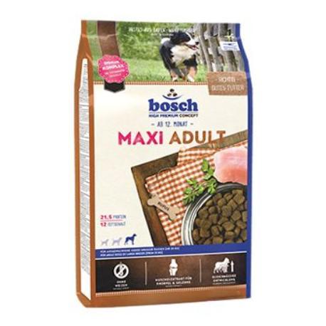 bosch dog adult maxi 3kg. Black Bedroom Furniture Sets. Home Design Ideas