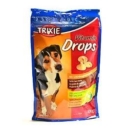 Trixie Drops Šunka s vitaminy pro psy 200g  TR