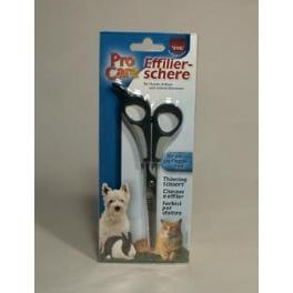 Nůžky na stříh.psů efilační jednostranné 18,5cm Trixie