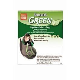 Sergeanťs Green obojok pre psy 60cm 1ks