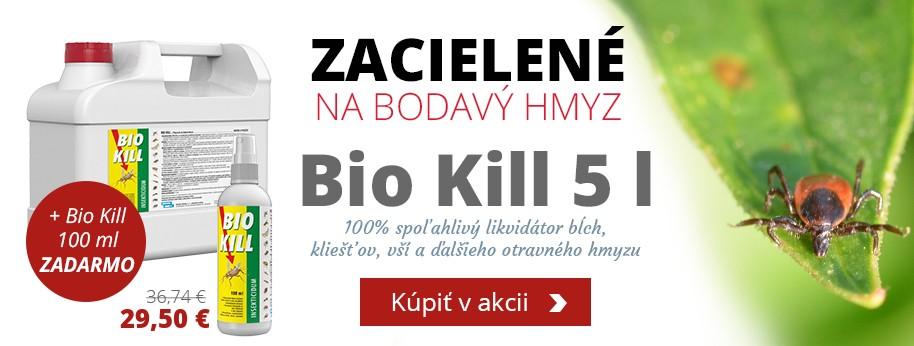 Bio Kill 5L + 100 ml ZADARMO