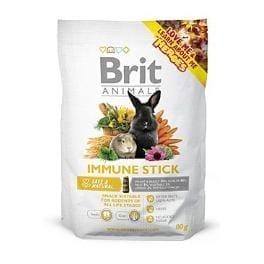 Brit Animals  Immune Stick pre hlodavce 80g