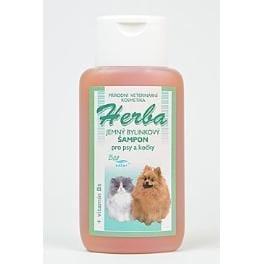 Šampón Bea Herba bylinkový pre psov a mačky 220ml