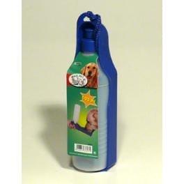 Fľaša cestovná na vodu plast 500ml Kerbl