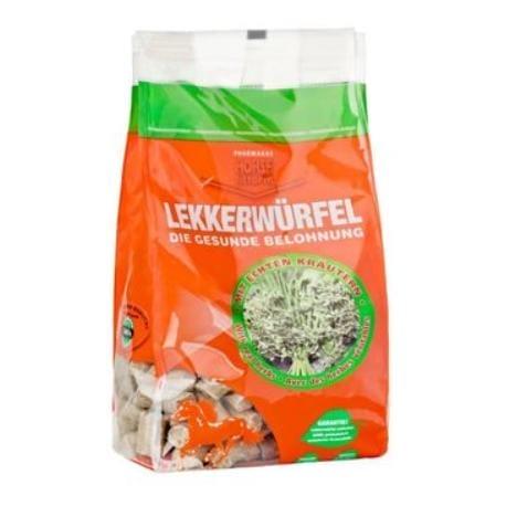 Pochoutka pro koně s bylinkami pro podporu trávení1kg