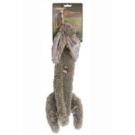 Hračka pes Zajac pískacie 61cm Skinneeez
