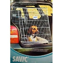 Klietka do auta Dog Residence mob.zkos.š61xhl91xv71cm Sav