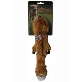Hračka pes Liška pískacie 61cm Skinneeez