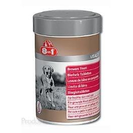 Kvasnice pivovarské pre psov 8in1 260 tbl