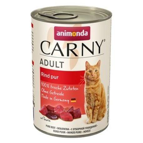 Animonda konz. mačka Adult hovädzie 400g