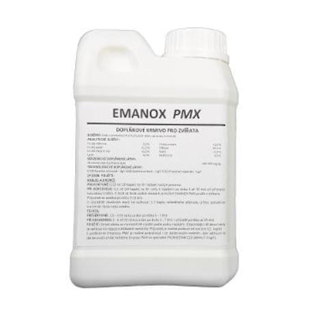 Emanox PMX přírodní 1000ml