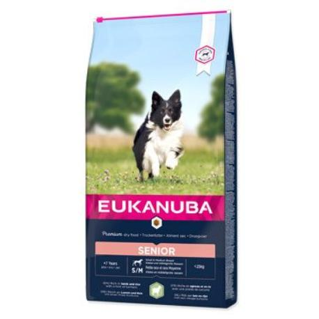 Eukanuba Dog Mature&Senior Lamb&Rice 12kg