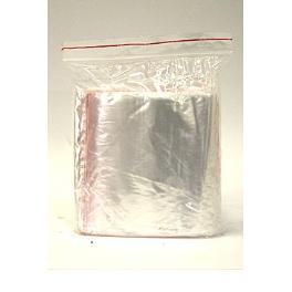 Sáčok zipsový - 100 ks 120x170 mm