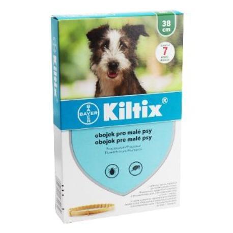 Kiltix 38 obojok (malý pes) 1ks