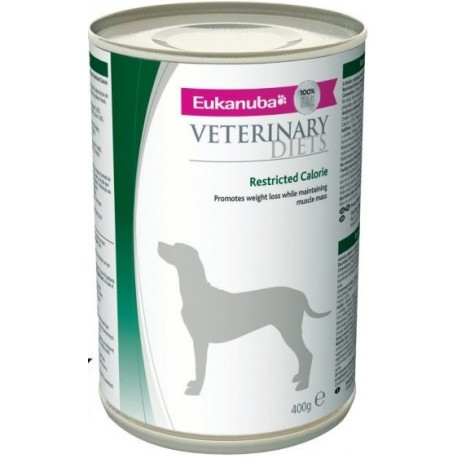 Eukanuba VD Dog konz. Restricted Calorie 400g