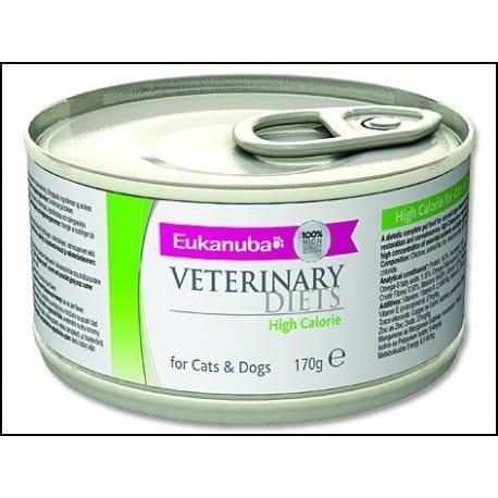 Eukanuba VD Cat&Dog konz. High Calorie  170g