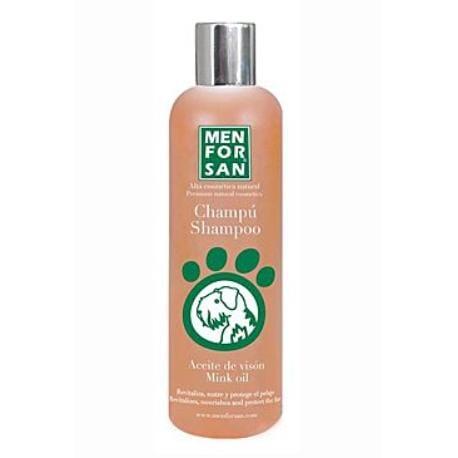 Menforsan Šampon ochranný s norkovým olejem 1l