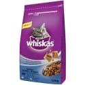 Whiskas Dry s tuniakom 1,5kg