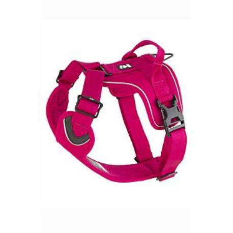 Postroj Hurtta Active cherry 60-80cm