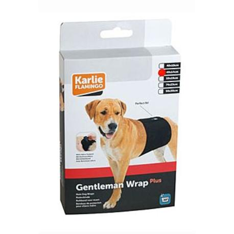 Kalhoty pro psy proti značkování 49x14cm 1ks KAR new