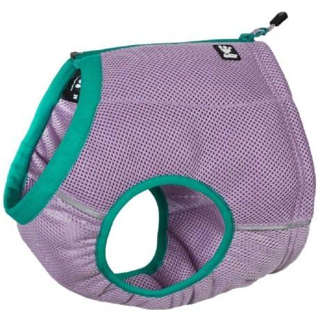 Vesta chladící Hurtta Cooling Vest fialová S
