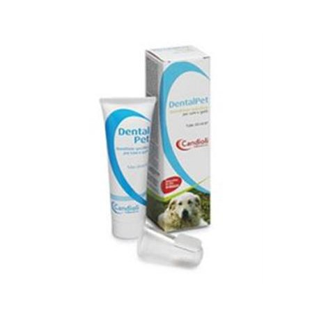 DentalPet 50ml + kartáček prst